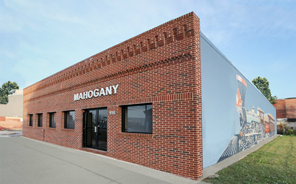 Mahogany, Inc. Building