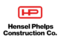 Hensel Phelps Construction Co. Logo