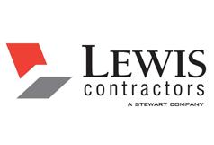 Lewis Contractors Logo