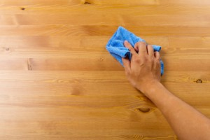 Learn how to prevent water from damaging your hardwood floors!