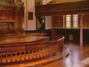 Mahogany, Inc. Historic Preservation Orchard Street Church